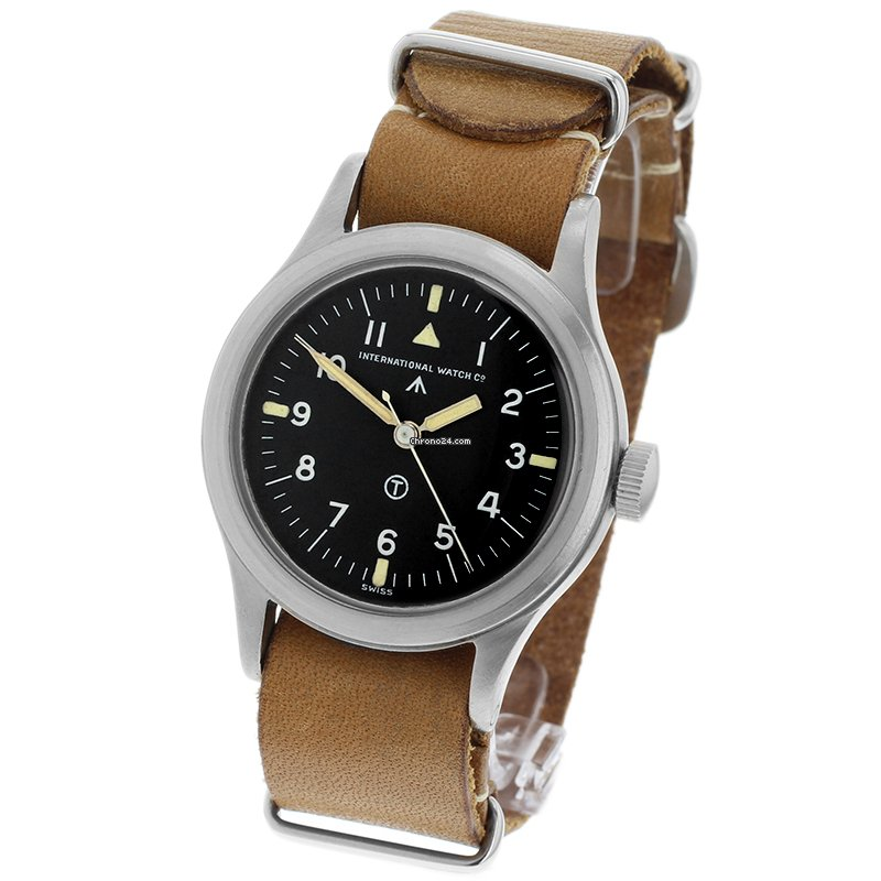 IWC Pilot Mark 6B/346 1951 pre-owned