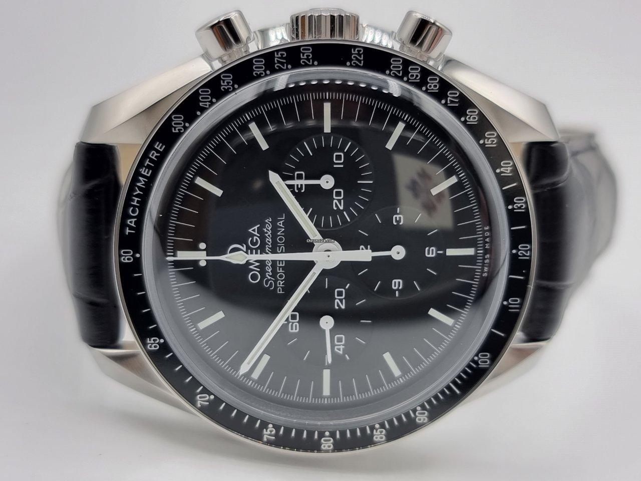 Omega Speedmaster Professional Moonwatch 311.33.42.30.01.001 2021 new