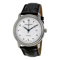 Frederique Constant Steel Automatic Silver 38mm new Classics Automatic