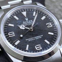 Rolex (ロレックス) エクスプローラー ステンレス 36mm ブラック アラビアインデックス 日本, Tokyo