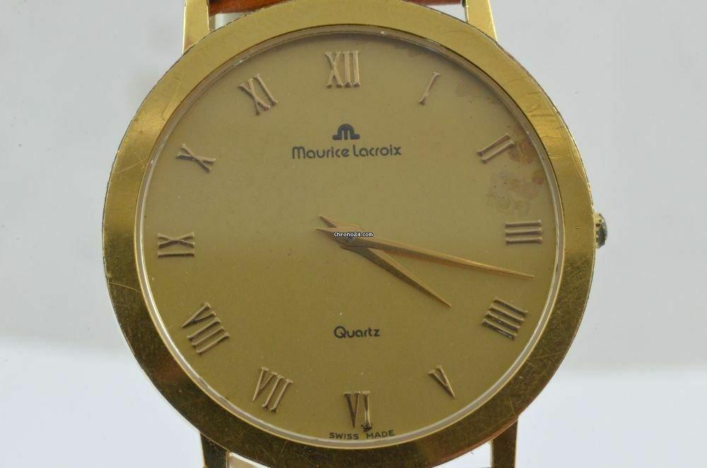 Maurice Lacroix Les Classiques 32312 gebraucht