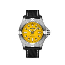 Breitling Avenger Seawolf Steel 45mm Yellow United States of America, New York, New York