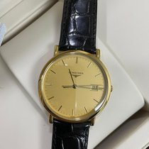 Longines Yellow gold L4.777.6.32.0 new