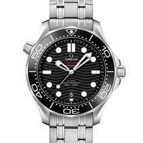 Omega Seamaster Diver 300 M Steel 42mm Black No numerals United States of America, California, Santa Monica