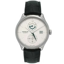 Montblanc Heritage Chronométrie Steel 41mm Silver United States of America, New Jersey, Cresskill