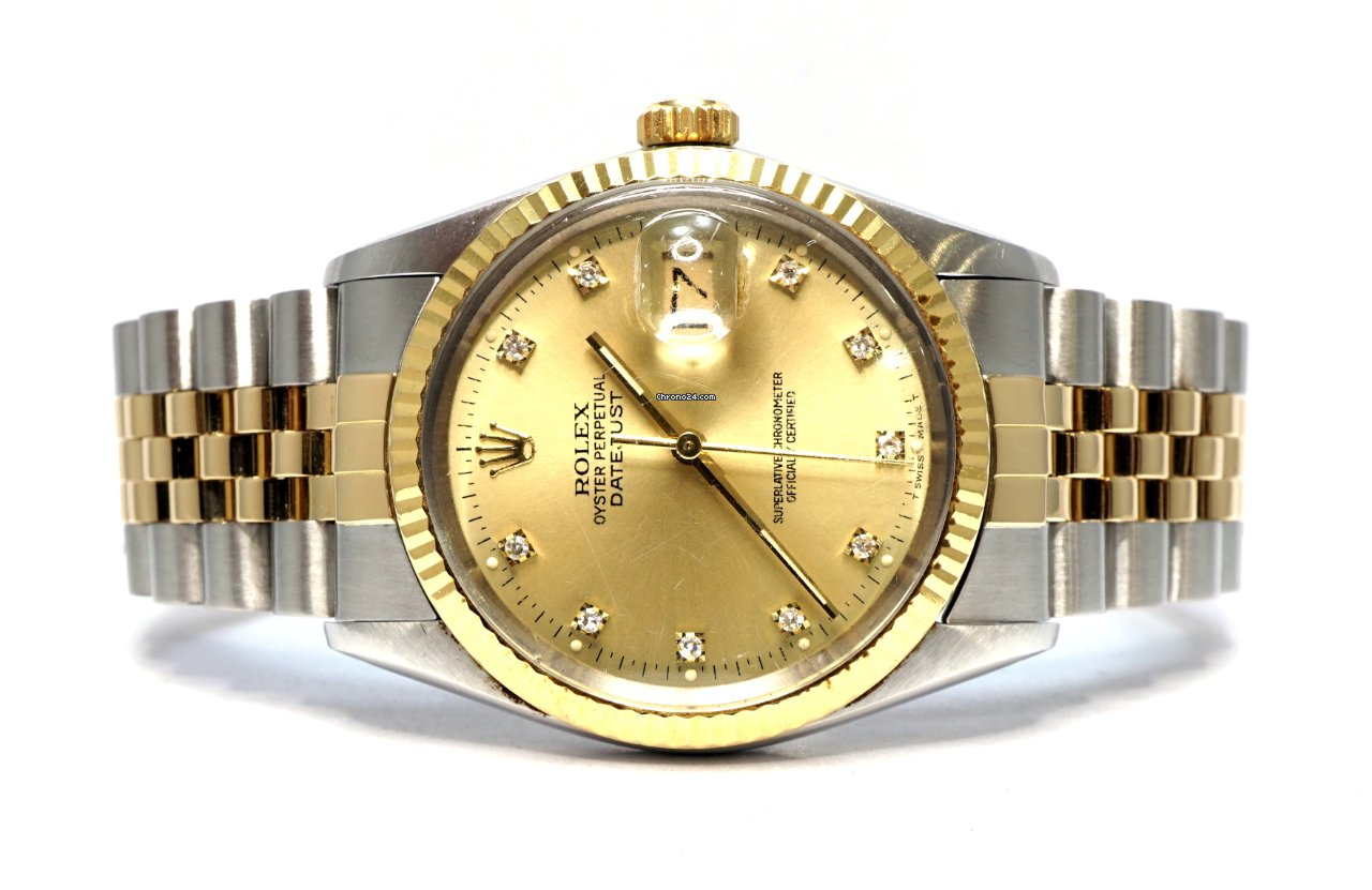 Rolex (ロレックス) Datejust 16013 1985 中古