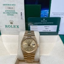 Rolex Day-Date Oysterquartz Yellow gold 36mm Gold No numerals United Kingdom, Colchester