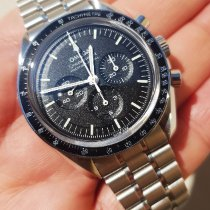 Omega Speedmaster Professional Moonwatch Acier 42mm Noir France, LYON - Tassin La Demi Lune