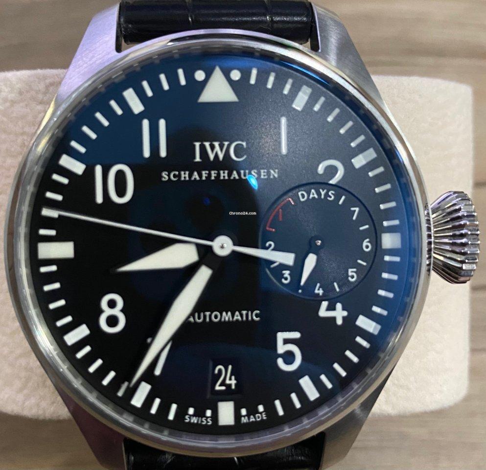 IWC 빅 파일럿 IW500901 중고시계