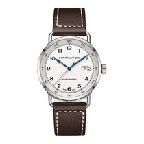 Hamilton Khaki Navy Pioneer new 2021 Automatic Watch with original box and original papers H77715553