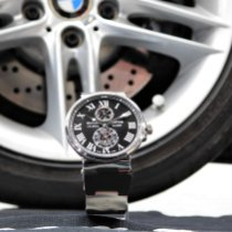 Ulysse Nardin Marine Chronometer 43mm Steel 43mm Black Roman numerals United States of America, Pennsylvania, Ivyland