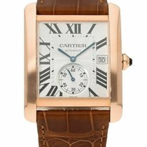 Cartier Tank MC Rose gold 34mm Silver United States of America, Florida, Sarasota