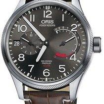 Oris 01 111 7711 4163-Set 1 22 72FC Steel 2021 Big Crown ProPilot Calibre 111 44mm new