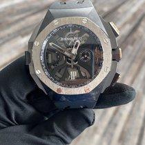 Audemars Piguet Royal Oak Concept Carbon 44mm Black No numerals