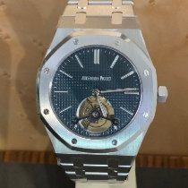 Audemars Piguet Royal Oak Tourbillon 26510ST.OO.1220ST.01 New Steel 41mm Manual winding