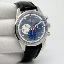 Zenith El Primero 36'000 VpH Steel 42mm Grey No numerals United States of America, Florida, Orlando