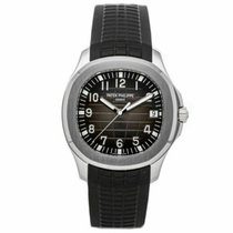 Patek Philippe Aquanaut Steel 40mm Black Arabic numerals United States of America, Alabama, New York