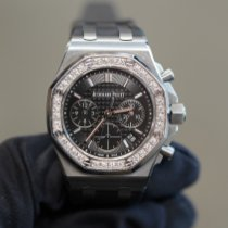 Audemars Piguet Royal Oak Offshore Lady Steel 37mm Black No numerals United States of America, Texas, Laredo