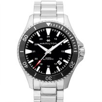 Hamilton Khaki Navy Scuba new 2020 Automatic Watch with original box and original papers H82335131