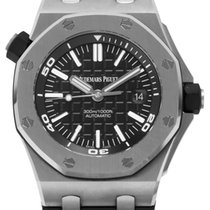 Audemars Piguet Royal Oak Offshore Diver Stahl 42mm