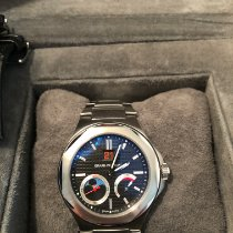 Girard Perregaux Laureato Steel 42.5mm United States of America, Massachusetts, West Boylston