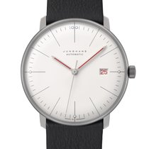 Junghans 027/4009.02 Stal max bill Automatic 35mm nowość
