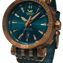 Vostok 49mm Automatic NH35A-575O286 new