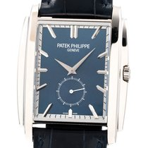 Patek Philippe White gold 33mm Manual winding 5124G-011 pre-owned