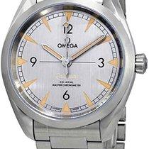 Omega Seamaster Railmaster Steel 40mm Grey