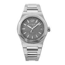 Girard Perregaux Laureato Steel 42mm Grey No numerals United States of America, New York, New York