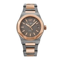 Girard Perregaux Laureato Steel 42mm Grey No numerals United States of America, New York, New York