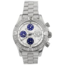 Breitling Superocean Chronograph II Steel 42mm White No numerals United States of America, California, Fullerton