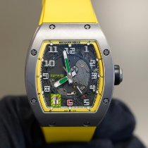 Richard Mille RM 005 Titanium 38mm Transparent Arabic numerals United States of America, Texas, Laredo