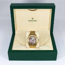 Rolex 16628B Geelgoud 2002 Yacht-Master 40mm tweedehands