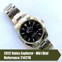 Rolex Explorer Steel 39mm Black Arabic numerals United States of America, Florida, Coral Gables