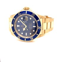 Rolex Submariner Date 16618 Very good Yellow gold 40mm Automatic United States of America, California, SAN DIEGO