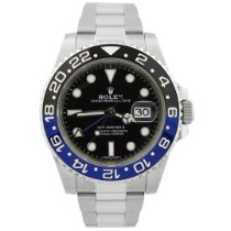 Rolex 116710BLNR Steel 2017 GMT-Master II 40mm pre-owned United States of America, California, Fullerton