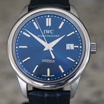 IWC Ingenieur Automatic Steel Blue No numerals
