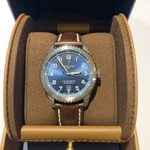Breitling Aviator 8 Steel 41mm Blue United States of America, Iowa, Des Moines