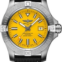 Breitling Avenger Seawolf Steel 45mm Yellow
