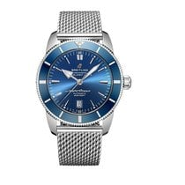 Breitling Superocean Heritage II 46 Steel 46mm Blue No numerals United States of America, Iowa, Des Moines