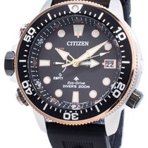 Citizen BN2037-11E Steel Promaster Marine 46mm new
