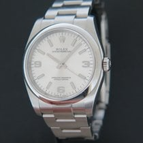 Rolex Oyster Perpetual 36 Staal 36mm Zilver Nederland, Maastricht
