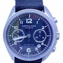 Hamilton Khaki Pilot Pioneer Steel 41mm Black Arabic numerals United States of America, Florida
