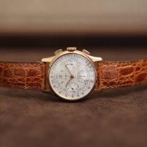Rolex Chronograph Rose gold 33mm Champagne No numerals