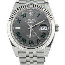 Rolex Datejust 125334 Steel 41mm Automatic United States of America, Illinois, BUFFALO GROVE