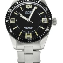 Oris Divers Sixty Five Steel 40mm Black United States of America, Illinois, BUFFALO GROVE