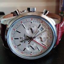 Breitling Transocean Chronograph GMT Steel 43mm