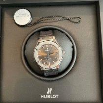 Hublot Classic Fusion Racing Grey Titanium 38mm Grey Roman numerals United Kingdom, Northfleet