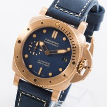 Panerai Special Editions PAM 01074 New Bronze 42mm Automatic